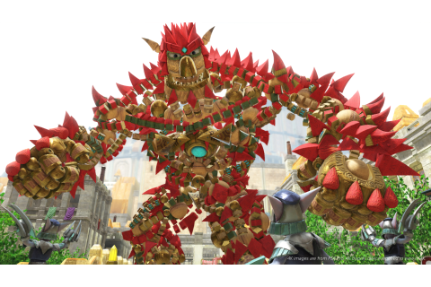 E3 2017: Knack 2 lets you subject a friend to play along