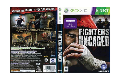 Fighters Uncaged: Xbox360 Kinect
