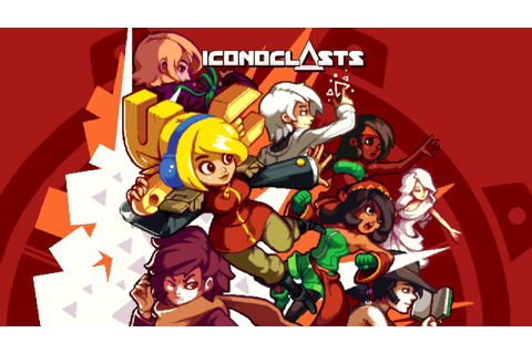 ICONOCLASTS OST - Nuts and Bolts (Title) - YouTube