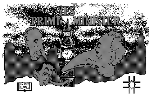 Yes Prime Minister (1988) by Oxford Digital Enterprises MS ...