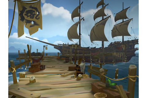 Sea of Thieves finally gets a release timeframe for Xbox ...