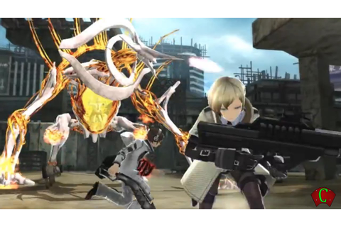 Freedom Wars gameplay trailer 【PS Vita HD】 - YouTube
