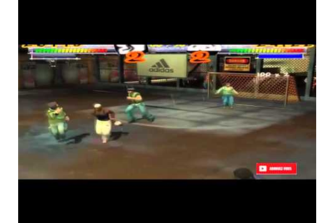 Freestyle Street Soccer Video Game 3GP Mp4 HD Video Mobile Download