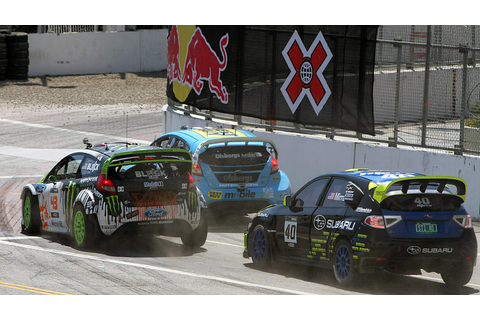 X Games 17 brings RallyCross to the streets of L.A ...
