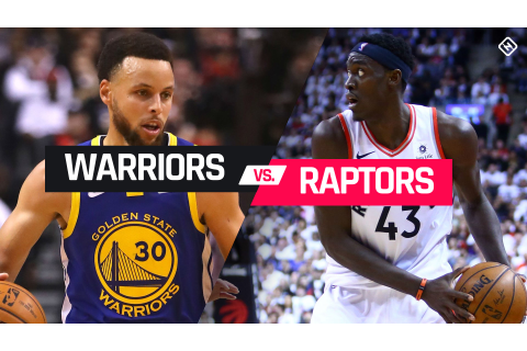 What channel is Raptors vs. Warriors on today? Game 3 time ...