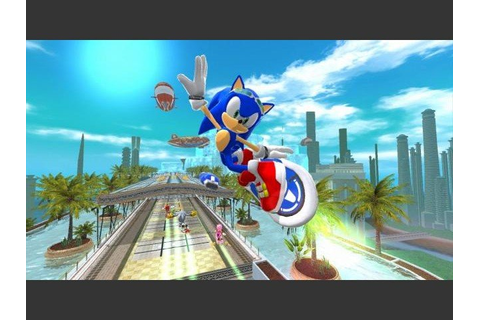 Sonic Free Riders Archives - GameRevolution