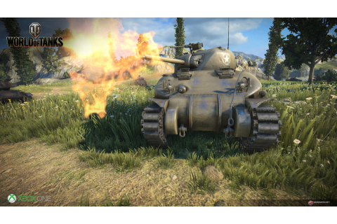 World of Tanks announced for Xbox One, cross-play with Xbox 360 ...