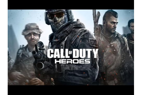 Call Of Duty Heroes Gameplay || Best Game for December ...