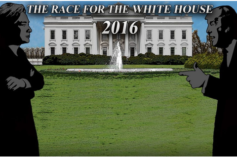 The Race for the White House 2016 · The Best PC Games