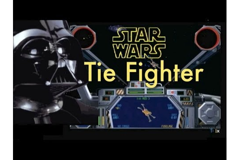 Star Wars TIE FIGHTER - PC Game Review - YouTube