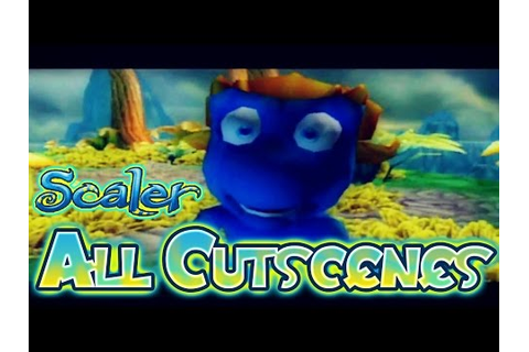 Scaler All Cutscenes + True Ending (Gamecube, PS2, XBOX ...