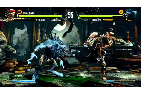 KILLER INSTINCT - XBOX ONE GAMEPLAY - YouTube