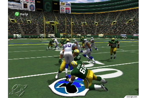 NFL 2K2 Screenshots, Pictures, Wallpapers - Dreamcast - IGN
