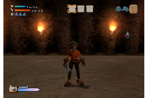 Dark Cloud 1 and 2: Man, maybe it was just me or possibly ...