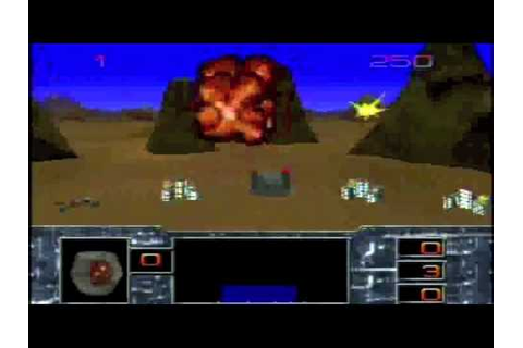 Missile Command 3d Atari jaguar - YouTube