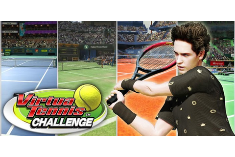 Virtua Tennis™ Challenge - Download android game