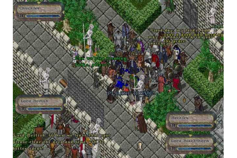 Ultima Online The Second Age Download Free Full Game ...