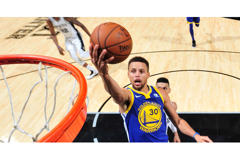 Learn how to play basketball from NBA star Steph Curry ...