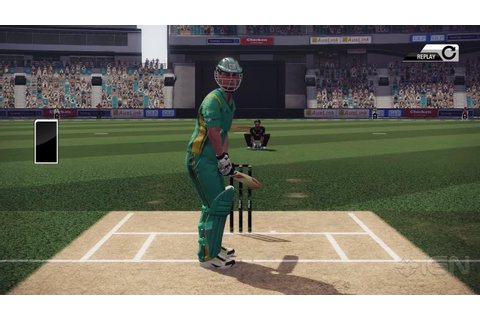 Don Bradman Cricket 14 - PC Version Gameplay - IGN Video