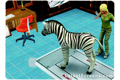 Pawly Pets: My Animal Hospital on Qwant Games