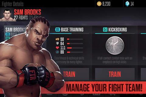 Ultimate Fighting Championship APK Download - Free Action ...