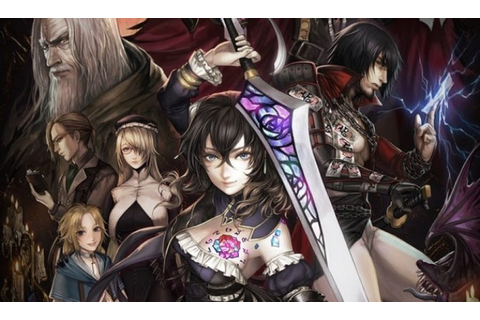 Bloodstained: Ritual Of The Night Developers Update Fans ...