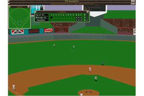 Front Page Sports: Baseball Pro '98 Download (1997 Sports ...