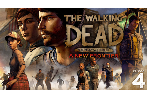 Telltale's The Walking Dead: A New Frontier Episode 4 ...
