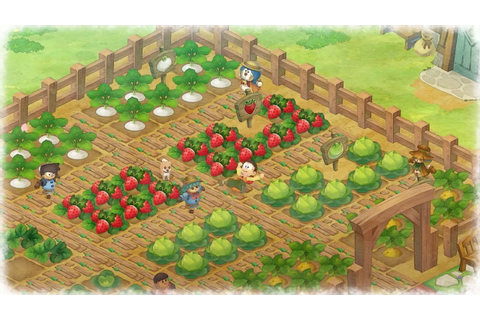 Doraemon and Story of Seasons Crossover Gets New Trailer ...