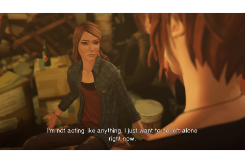 Life Is Strange: Before the Storm—Episode One review ...