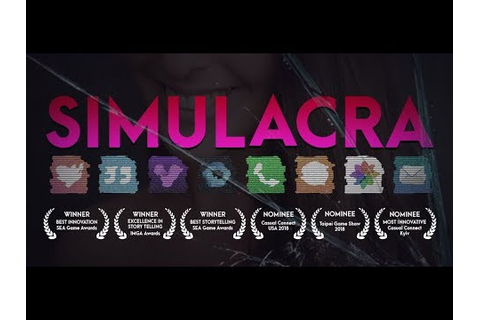 SIMULACRA Launch Trailer - YouTube