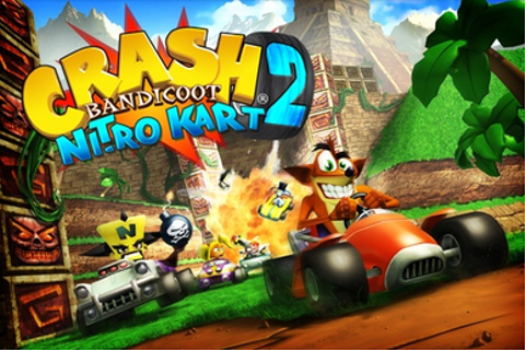 Crash Bandicoot Nitro Kart 2 - Wikipedia
