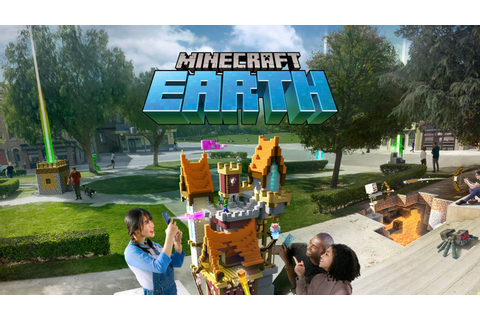 Minecraft Earth for Mobile Announced - Gameslaught