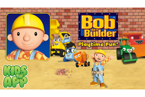 Bob the Builder's Playtime Fun! (P2 Games Limited) - Best ...