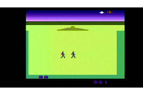 Classic Game Room - LOST LUGGAGE review for Atari 2600 ...