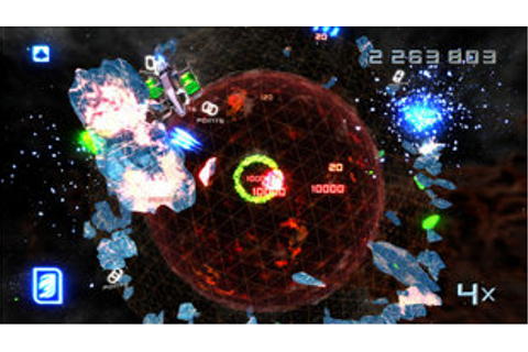 Super Stardust® HD Game | PS3 - PlayStation