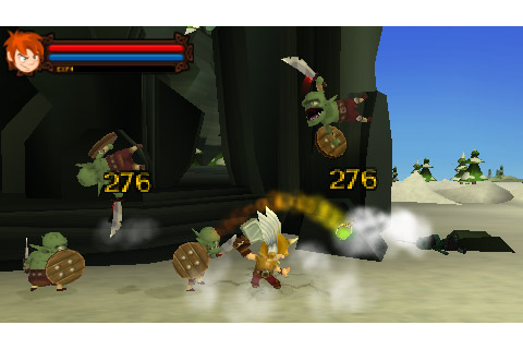 Independent Gamer Blog: Young Thor PS3/PSP Mini Review.