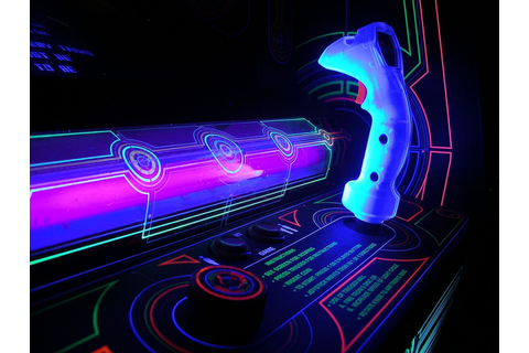 """TRON control panel"" by driph #flickr #tron #arcade ..."
