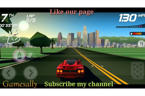 Horizon chase || Best car game || Android game || Car ...