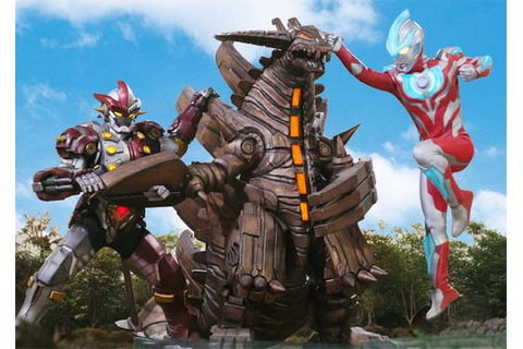 Image - Team Ginga v Super Grand King.png | Ultraman Wiki ...