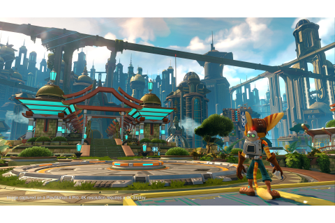 Ratchet & Clank (PS4) - Insomniac Games