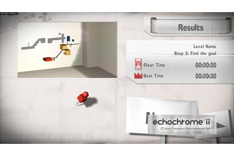 echochrome II - screenshots gallery - screenshot 14/18 ...