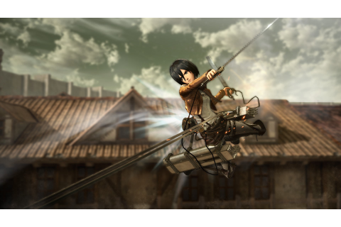 Attack on Titan: Wings of Freedom - Screenshot-Galerie ...