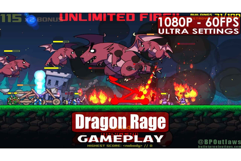 Dragon Rage gameplay PC HD [1080p/60fps] - YouTube
