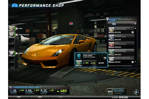 Free Download Game Need For Speed World (2010/PC/Eng ...