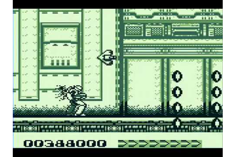 Battle Unit Zeoth (Game Boy) - YouTube