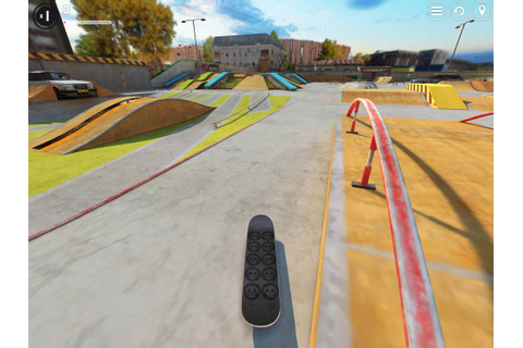 Touchgrind Skate 2 review (iOS / Universal) | ArcadeLife ...