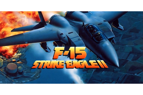 F-15 Strike Eagle 2 Download Game | GameFabrique