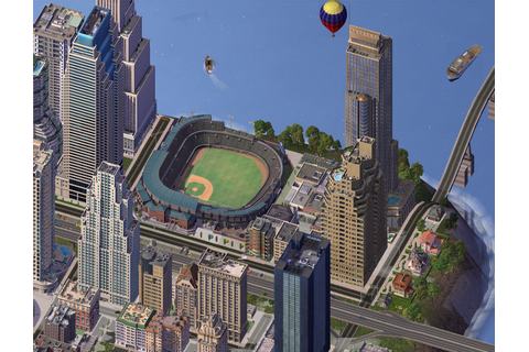 In-game shot image - SimCity 4 - Mod DB