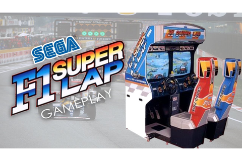 THE BEST ARCADE F1 GAME? - FORMULA 1 SUPER LAP SEGA ...